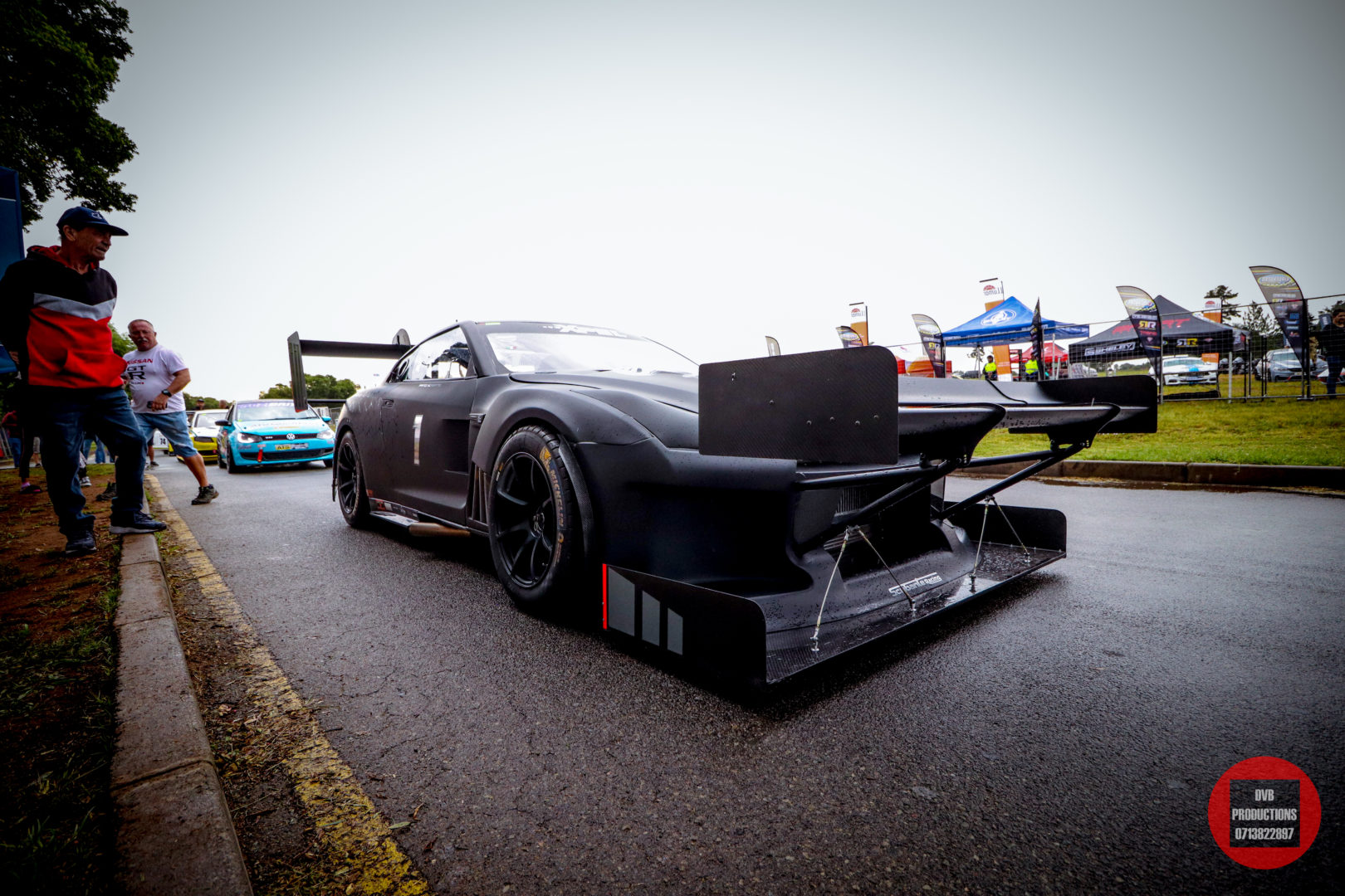 Franco Scribante Enters for the Emerald Speed Fest